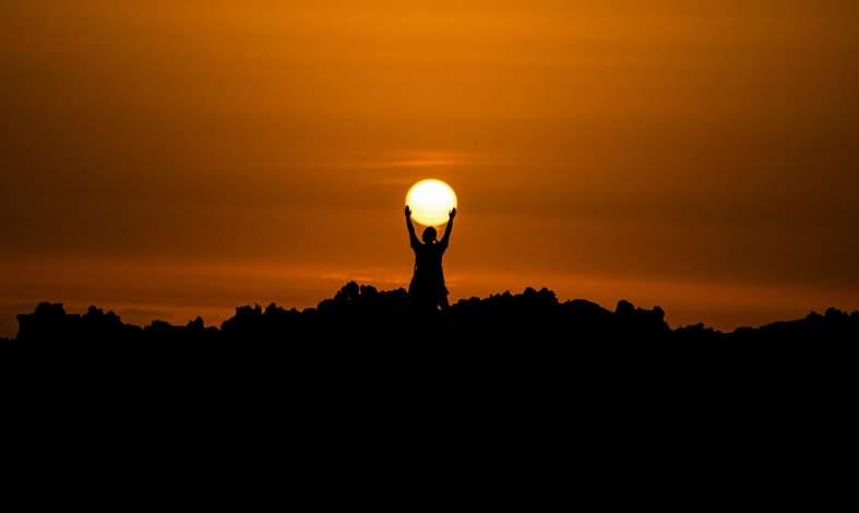 dziecko słońca