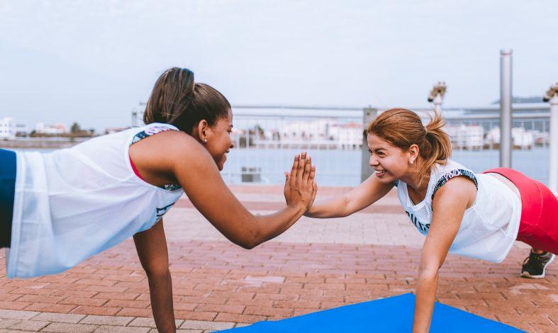 Sport jako pigułka szczęścia