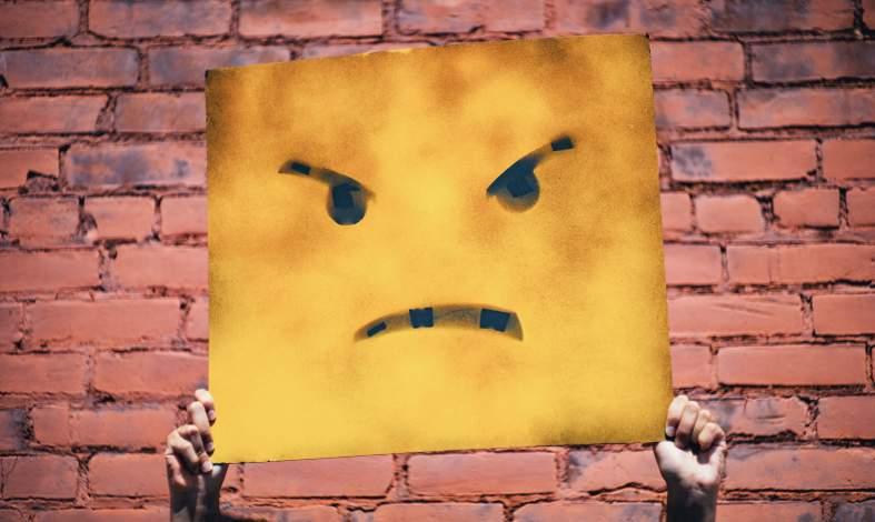 Napady złości PMS