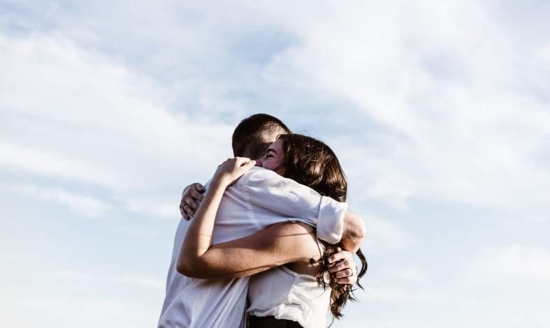 Korzyści płynące z przytulania