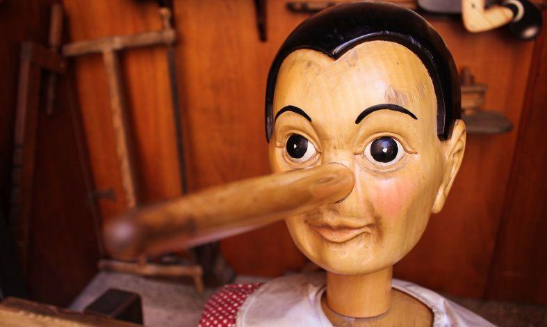 kłamstwa patologiczne