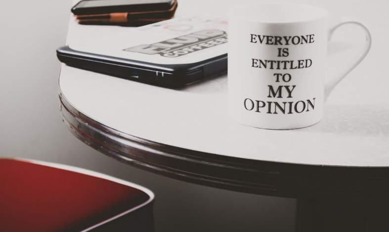 Jak zacząć wyrażać swoją opinię?